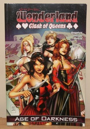 Wonderland: Clash of Queen by Troy Brownfield - 9781939683717